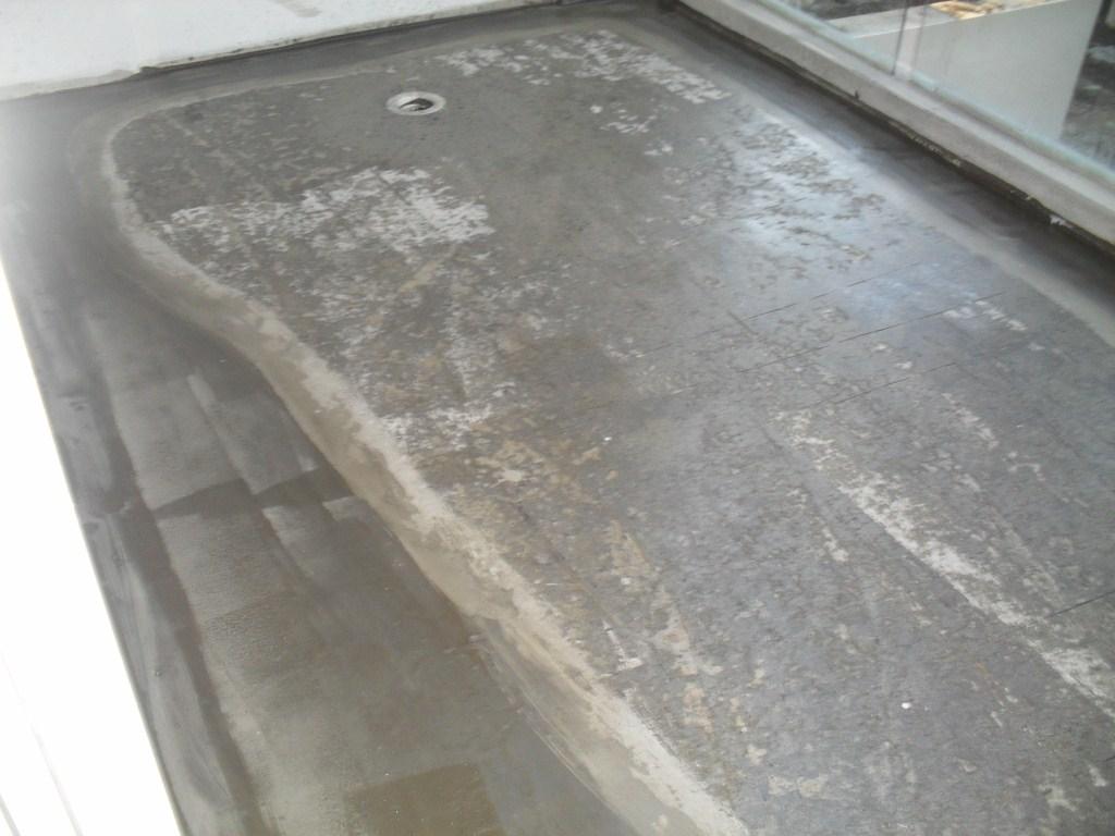 Slip Sheet Membrane : Waterproofing services sydney trusty seal